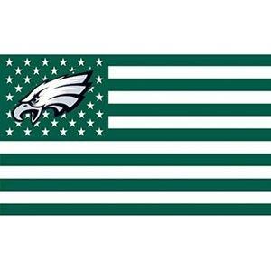 Philadelphia Eagles American 3x5 Foot Flag